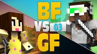 Minecraft: BF vs GF - S2 EP3 - Griefer!