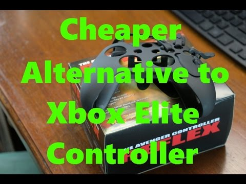 Cheaper Alternative to Xbox One Elite Controller (Avenger Reflex)