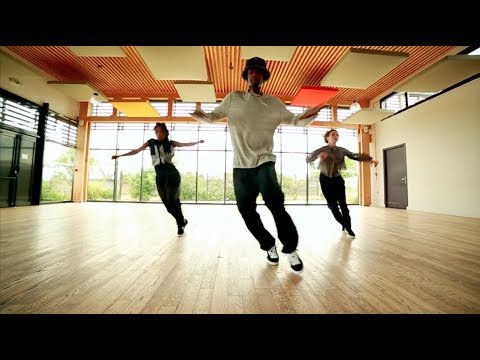 House Dance Routine by MaMSoN