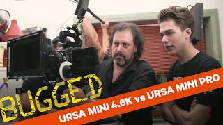 Blackmagic URSA Mini 4.6k vs URSA Mini Pro | My RØDE Reel 2018