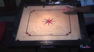 Carrom - 10 Slams and 100 Ideas for Dynamic Carrom - Part1 of 12