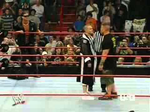 2007 Kevin Federline Vs John Cena Full Match