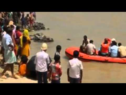 Watch Video: 19 die as refugee boat capsizes off Uganda