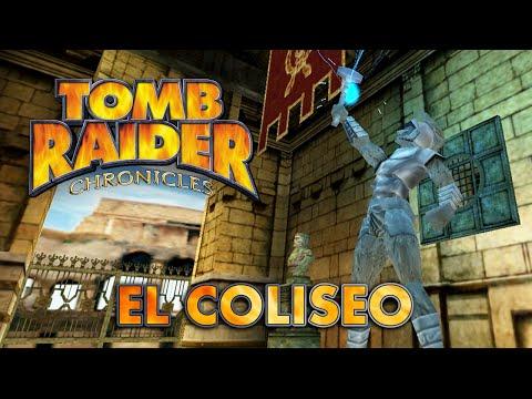 Tomb Raider 5 Vídeo-Guía en Español - El Coliseo (Colosseum)