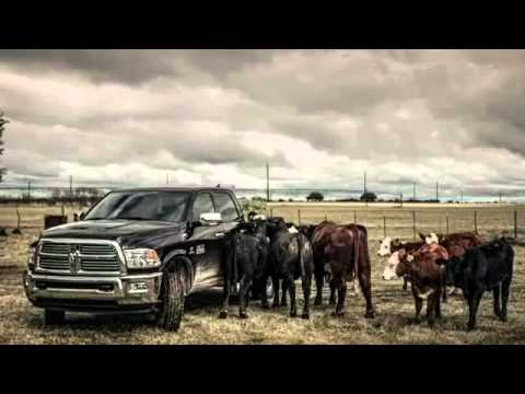 Superbowl 2013 : pub Dodge Ram Trucks