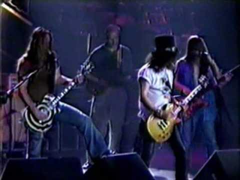 Slash And Zakk Wylde Guitar Duel duet video