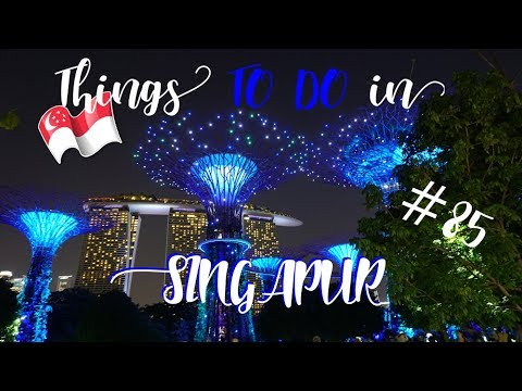 11 Things to do / see in SINGAPUR - The City of lights and wonder   Singapur #85