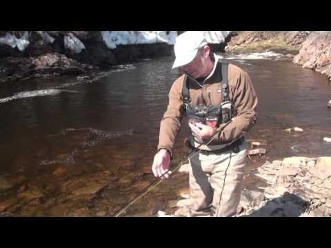 Сёмга. Сумасшедшая рыбалка / A crazy salmon fishing