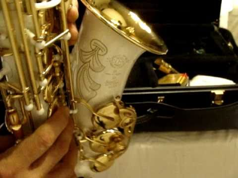 Selmer Paris Saxophone Ebay Item number: 370456366548