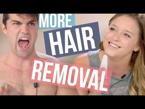 3 More Weird Ways to Remove Hair (Without Shaving) (Beauty Break )