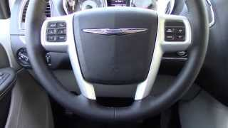 Chrysler Town and Country 2014 a prueba | Autocosmos