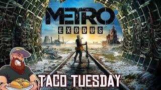 METRO EXODUS - Let's Explore - PC Ultra Settings/FOV (Pt. 1)