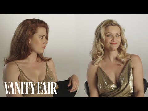 Reese Witherspoon & Amy Adams | 2015 Hollywood Issue Cover (Vanity Fair)