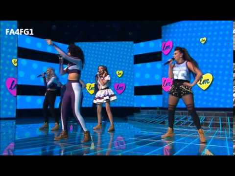 Little Mix: 'wings'- The X Factor Australia 2012 - Live Decider 7 - Top 6 video