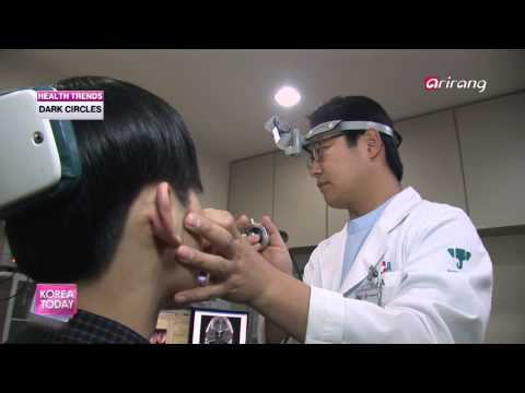 Korea Today-Treatment options for dark circles   다크써클 치료법