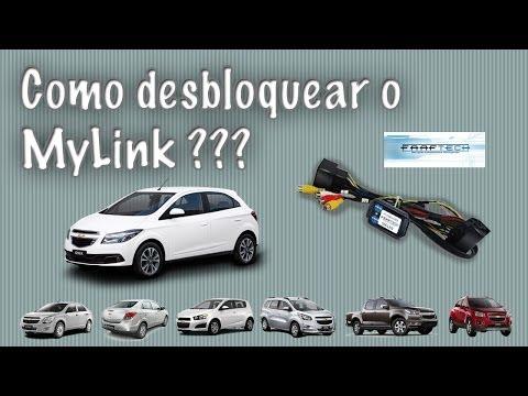 Como desbloquear o MyLink?