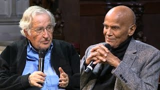 Noam Chomsky & Harry Belafonte in Conversation on Trump, Sanders, the KKK, Rebellious Hearts & More