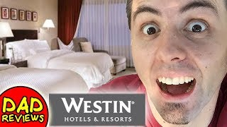 Westin Los Angeles Airport Hotel Room Tour & Review