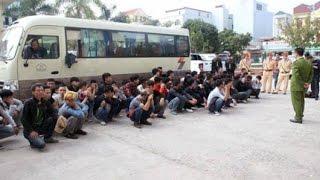 """""""Đại ca"""" Quảng Ninh gọi gần 100 đàn em đi huyết chiến"""