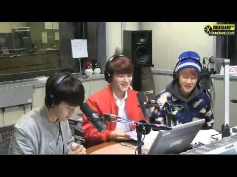 131211 EXO 3분 DJ