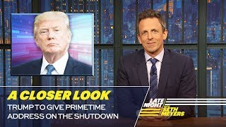 Trump to Give Primetime Address on the Shutdown: A Closer Look