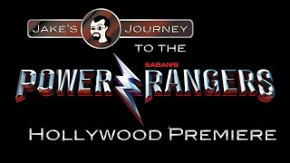 Power Rangers Hollywood Premiere, Part One: Arrival