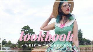 VINTAGE INSPIRED LOOKBOOK | LINDY BOP