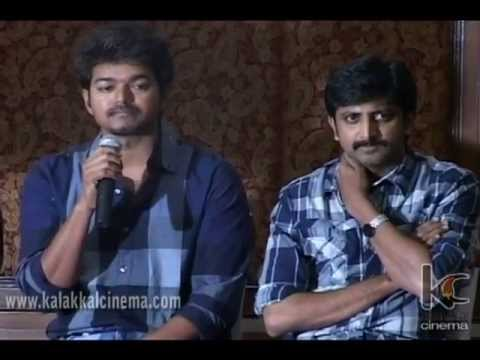 Velayudham Team Chat With Reporters video
