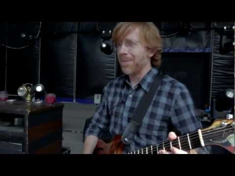 Trey Anastasio's Phish Guitar Rig - Part 1