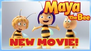 Maya The Bee - Movie 2 - First Teaser Trailer!