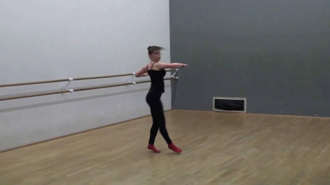 Chaines Turn Ballet Chaine Turns
