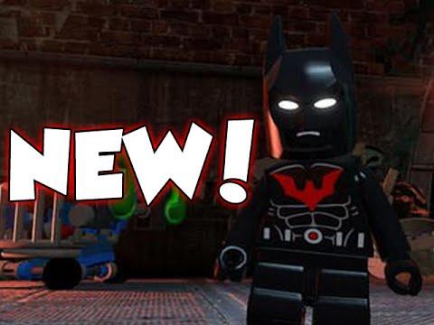 LEGO BATMAN 3 - BEYOND GOTHAM - NEW DLC - BATMAN BEYOND!