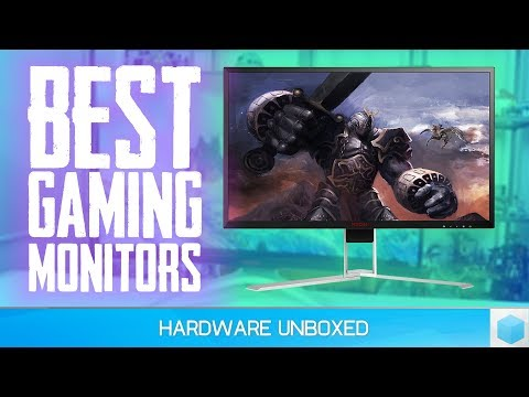 Top 5 Best Gaming Monitors