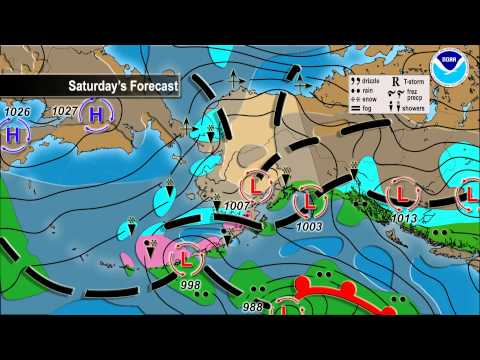 March 20, 2015 Alaska Weather Daily Briefing