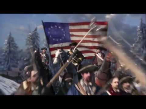 Assassin's Creed III  - Дебютный Трейлер (HD) на русском языке!