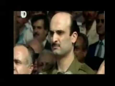 Lebanese forces fighting: matghayar + Samir Geagea speech