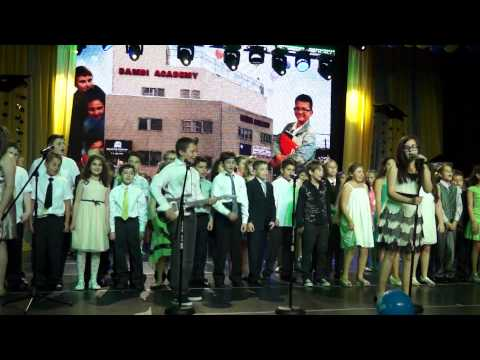 BIG APPLE ACADEMY GRADUATION CONCERT - 2014