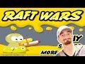 A WEB GAME CLASSIC! - RAFT WARS!!