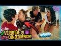 CASAL VS CASAL: VERDADE OU CONSEQUÊNCIA PESADO!! ( É TRAIÇÃO? ) [ REZENDE EVIL ]