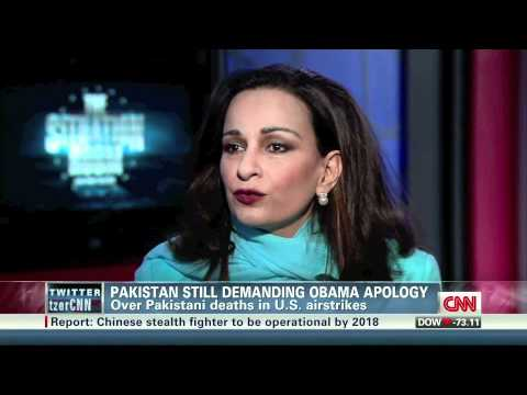 Ambassador Sherry Rehman on Pakistan-US ties