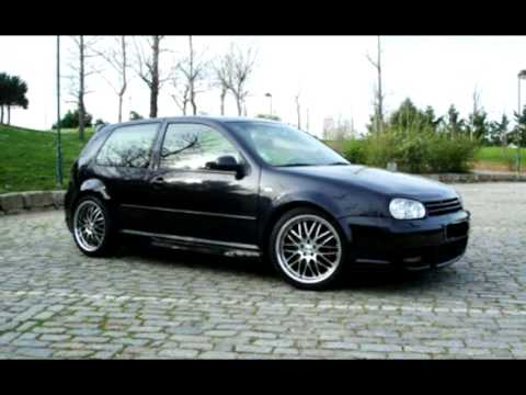 VW GOLF 4 TUNING