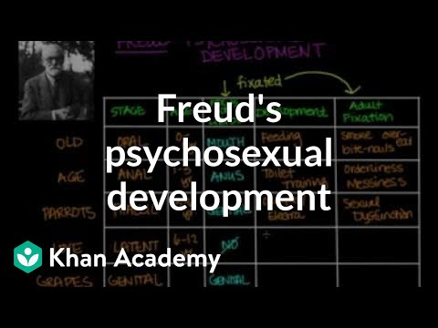 Freud's psychosexual development | Individuals and Society | MCAT | Khan Academy thumbnail