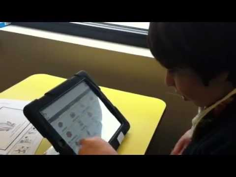Max communicating with an iPad part 2 - PG Chambers School