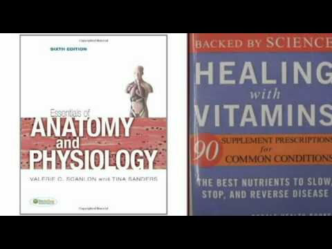 Nutritional Consultants Diploma-Books-List natural Healing College