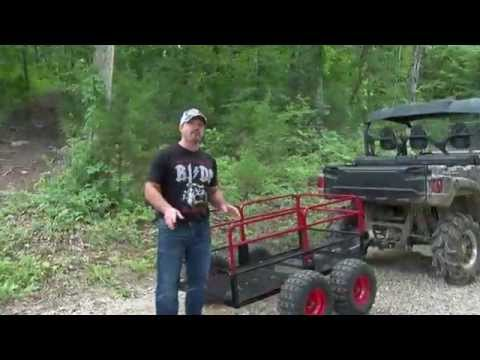 PRODUCT PROFILE - Yutrax Trailer