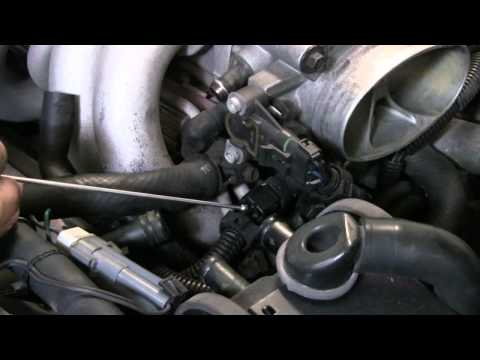 C4 Corvette Cutaway Idle Control Valve