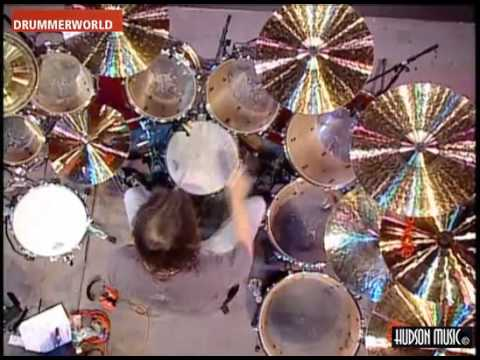 Dave Lombardo Drum Solo (High Quality)