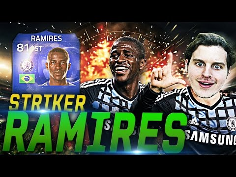 HOLY SH*T STRIKER RAMIRES! FIFA 15 ULTIMATE TEAM