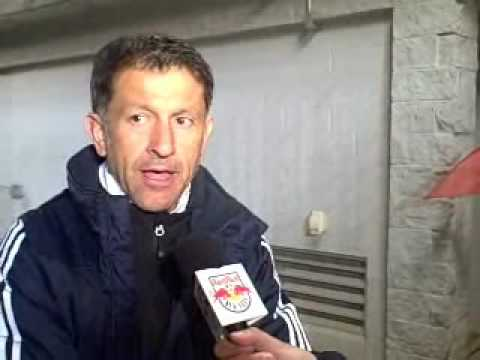 Juan Carlos Osorio Post Match: Crystal Palace Baltimore