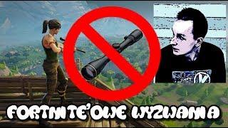 FortniteOwe Wyzwania #1 - NO SCOPE ZALICZONY!